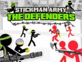 ゲーム Stickman Army: The Defenders