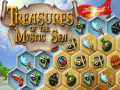 ゲーム Treasures of the Mystic Sea