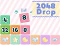 ゲーム 2048 Drop