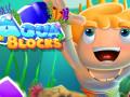 ゲーム Aqua Blocks