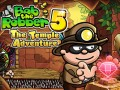 ゲーム Bob The Robber 5 Temple Adventure