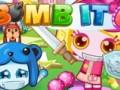 ゲーム Bomb it 6