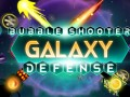 ゲーム Bubble Shooter Galaxy Defense