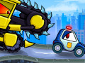 ゲーム Car Eats Car: Evil Cars