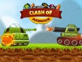 ゲーム Clash of Armour