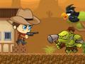 ゲーム Cowboy Adventures