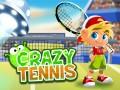ゲーム Crazy Tennis