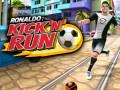 ゲーム Cristiano Ronaldo Kick`n`Run