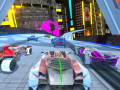 ゲーム Cyber Cars Punk Racing