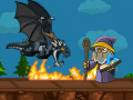 ゲーム Dragon vs Mage