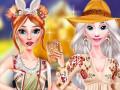 ゲーム Easter Glamping Trip