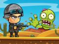 ゲーム Eliminate the Zombies