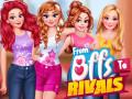 ゲーム From BFFs To Rivals