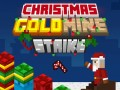 ゲーム Gold Mine Strike Christmas