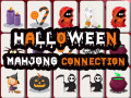 ゲーム Halloween Mahjong Connection