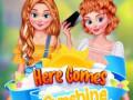 ゲーム Here Comes Sunshine