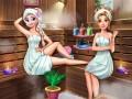 ゲーム Ice Queen Sauna Realife