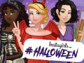 ゲーム Instagirls Halloween Dress Up