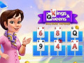 ゲーム Kings and Queens Solitaire Tripeaks