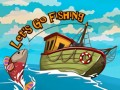 ゲーム Let`s go Fishing