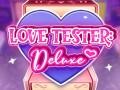 ゲーム Love Tester Deluxe