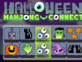 ゲーム Mahjong Connect Halloween