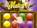 ゲーム Match 3 Forest
