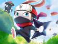 ゲーム Ninja Rabbit