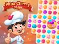 ゲーム Papa Cherry Saga
