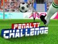 ゲーム Penalty Challenge