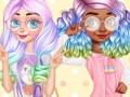 ゲーム Princesses Kawaii Looks and Manicure