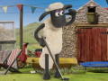 ゲーム Shaun The Sheep Baahmy Golf