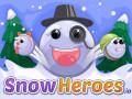 ゲーム SnowHeroes.io
