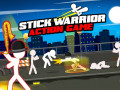 ゲーム Stick Warrior Action Game