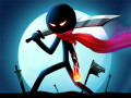 Stickman Fighter: Space War