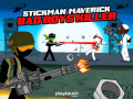 ゲーム Stickman Maverick: Bad Boys Killer