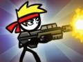 ゲーム Stickman Peacekeeper