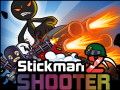ゲーム Stickman Shooter 2
