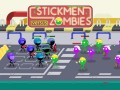 ゲーム Stickmen vs Zombies