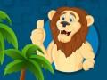 ゲーム Strong Lions Jigsaw