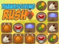 ゲーム Thanksgiving Rush