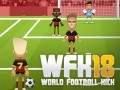 ゲーム World Football Kick 2018